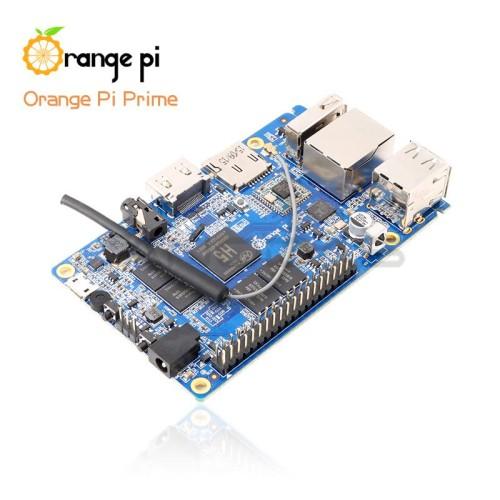 Orange Pi Prime - Alwinner H5 Quad-Core 2GB RAM Mikrokompiuteris