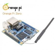 Orange Pi Zero - H2 Quad-Core 256MB RAM Mikrokompiuteris