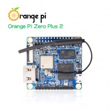 Orange Pi Zero Plus2 - H5 Quad-Core 512MB RAM + 8GB eMMC Flash Mikrokompiuteris
