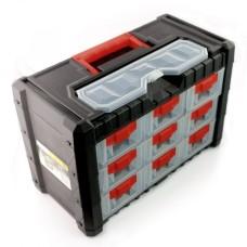 Organizer Multicase Cargo NS303 Plastikinė Dėžutė