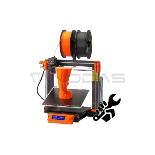 Originalus Prusa i3 MK3S 3D spausdintuvas savarankiškam surinkimui