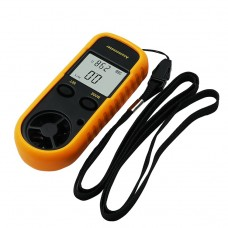 Digital Anemometer 0-30m/s Wind Speed Meter -10 ~ 45C