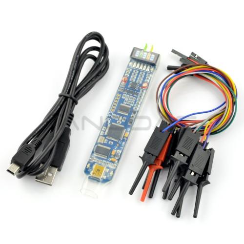 Oscilloscope BitScope Micro M5 - 2 channel
