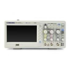 Osciloskopas Siglent SDS-1102CML+ 100MHz - 2 kanalų