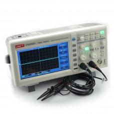 Osciloskopas UNI-T UTD2052CL 50MHz - 2 kanalų