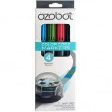 Ozobot - colored markers 4pcs