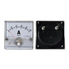 Panelinis rodyklinis ampermetras DC 100A