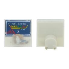 Panelinis rodyklinis voltmetras mini AC 300V