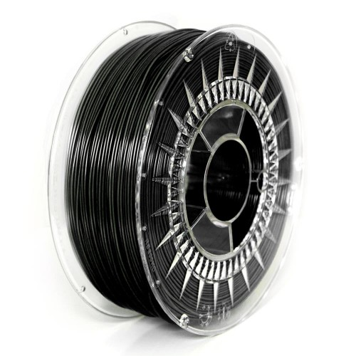 3D filament Devil Design PET-G 1.75mm 1kg – Black