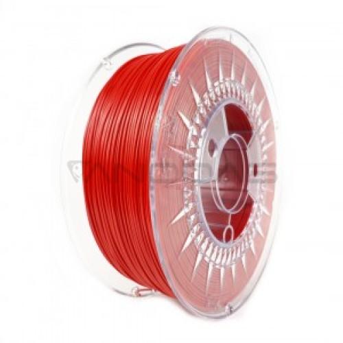 3D filament Fiberlogy Easy PLA 2.85mm 0.85kg – Red