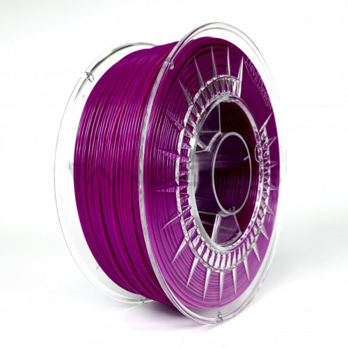 3D plastikas Devil Design PET-G 1.75mm 1kg – Purple