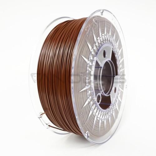 3D plastikas Devil Design PET-G 1.75mm 1kg – Brown