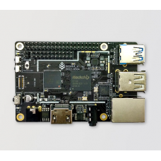 "Pine64 ROCK64 - Rockchip RK3328 ""Cortex A53"" Quad-Core 1.2 GHz + 1GB RAM"