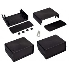 Enclosure Kradex Z3J black 70x150.0x110.0mm