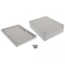 Plastikinė dėžutė Kradex  Z90J šviesiai pilka 79.8x174.8x225.0mm