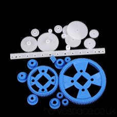80 Type - Plastic Crown Gear Kit