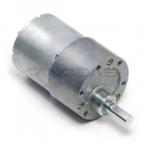 Pololu DC Motor with 19:1 Gear 6V 500RPM 37Dx52L
