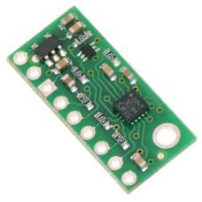 Pololu LSM303D – 3D kompasas ir akselerometras su įtampos reguliatoriumi  2.5V - 5.5V 5mA I²C SPI