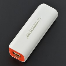 Power Bank Esperanza Joule EMP103WR 2200mAh - balta-raudona