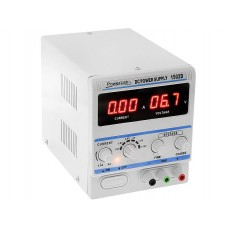 Laboratory Power Supply PowerLab 1502D 15V/2A DC LED