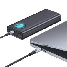Baseus Amblight Quick Charge large power power bank 33W PD3.0+QC3.0 30000mAh Black