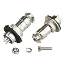 Pramoninė cilindrinė jungtis C02 4 kontaktų