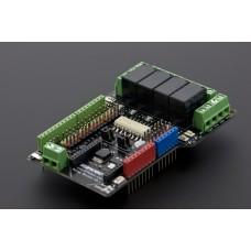 DFRobot Relay Shield v2.1 - Arduino Priedėlis