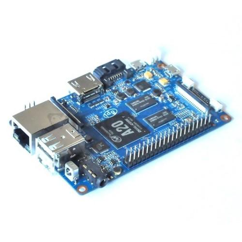 Banana Pi M1+ 1GB RAM Dual-Core WiFi Mikrokompiuteris