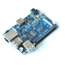 Banana Pi M2 1GB RAM Quad-Core WiFi Mikrokompiuteris