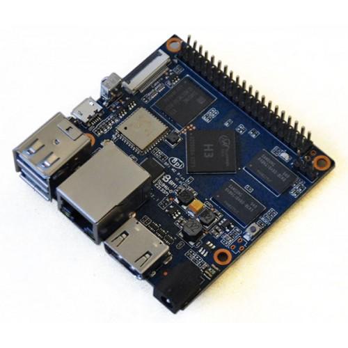 Banana Pi M2+ 1GB RAM + 8GB EMMC Quad-Core WiFi