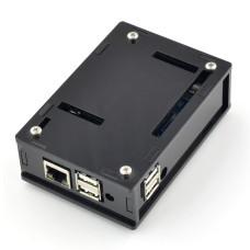 Dėžutė Banana Pi M2 Mikrokompiuteriui (juoda)