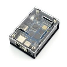 Dežutė Banana Pi M3 Mikrokompiuteriui (tamsi)