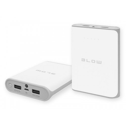 Power Bank 14000mAh 2xUSB PB14 baltas