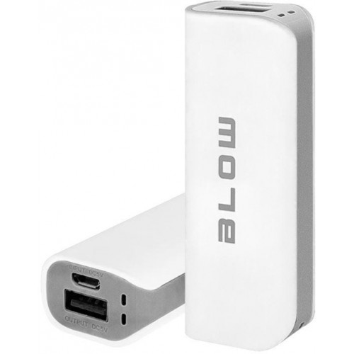 Power bank 4000mAh 1xUSB PB11 baltas