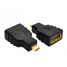 Jungtis HDMI lizdas - micro HDMI kištukas