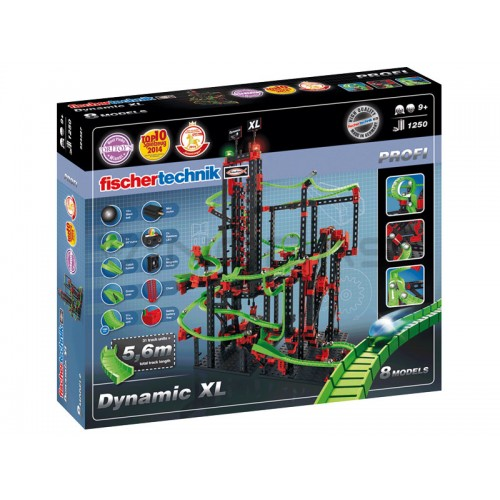 PROFI Dynamic XL - Marble run rinkinys