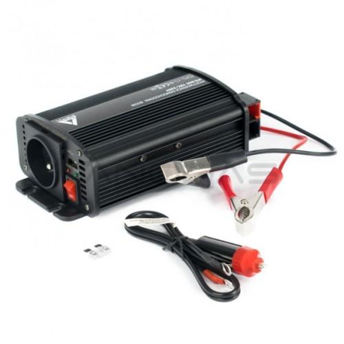 Inverteris DC/AC AZO Digital IPS-800U 12/230V 800W