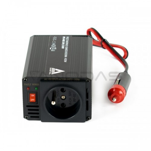 Inverteris DC/AC AZO Digital IPS-400W 24/230V 400W