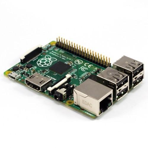 Raspberry Pi 2 modelis B v1.2, 1GB RAM