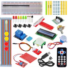 Raspberry Pi 3/2 Electronics kit - MIDI