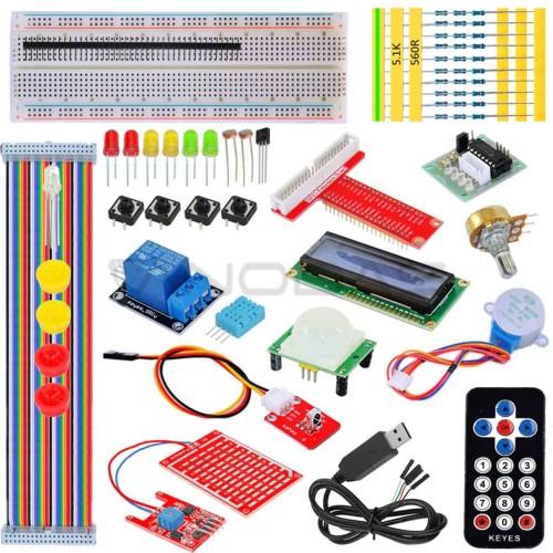 Raspberry Pi 3/2 Startinis Elektronikos Rinkinys - MIDI
