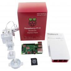 Raspberry Pi 3 B+ Oficialus Rinkinys - RPI3-MODBP-STARTER
