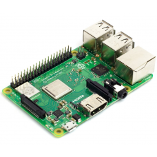 Raspberry Pi 3 B+ WiFi Dual Band Bluetooth 1GB RAM 1.4GHz