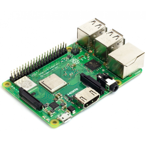 Raspberry Pi 3 B+ WiFi Dual Band Bluetooth 1GB RAM 1,4GHz