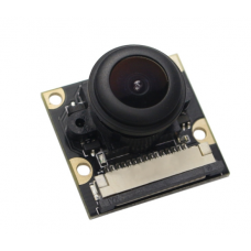 Raspberry Pi 4B / 3B + 5 megapixel zoom fish eye wide angle night vision camera with 15cm cable