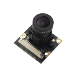 Raspberry pi 4B / 3B + infrared photosensitive night vision camera module with adjustable focus