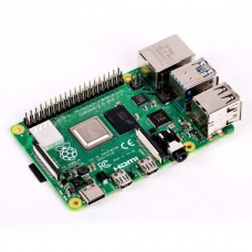Raspberry Pi 4 model B WiFi DualBand Bluetooth 8GB RAM 1.5GHz