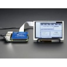 Raspberry Pi Adafruit TFT Adapteris Kippah su Jutiklinio Ekrano Palaikymu