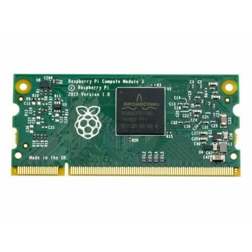 Raspberry Pi CM3 - Compute Module 3 - 1.2GHz, 1GB RAM + 4GB eMMC