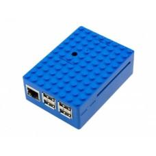 Raspberry Pi Dėžutė - Pi-Blox - Mėlyna